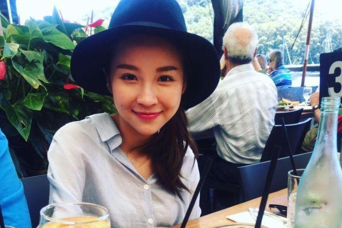 Sydney woman Jean Huang