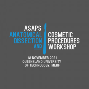 The Anatomical Dissection and Cosmetic Procedures Workshop 2021